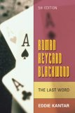 Roman Keycard Blackwood The Last Word 6th 2008 Revised  9781897106358 Front Cover