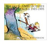Calvin and Hobbes Sunday Pages, 1985-1995 2001 9780740721359 Front Cover