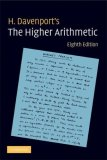 Higher Arithmetic An Introduction to the Theory of Numbers