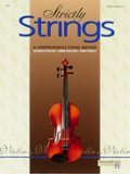 Strictly Strings, Bk 2 Violin 1993 9780882845364 Front Cover