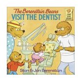 Berenstain Bears Visit the Dentist 1981 9780394848365 Front Cover