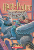 Harry Potter and the Prisoner of Azkaban 2001 9780439136365 Front Cover