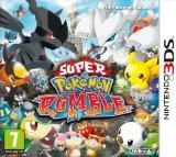 Case art for Super Pokémon Rumble (Nintendo 3DS)