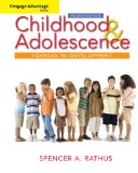 Childhood and Adolescence Voyages in Development 4th 2010 9780495904366 Front Cover