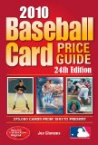 2010 Baseball Card Price Guide 24th 2010 9781440213366 Front Cover