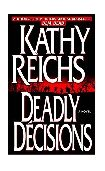 Deadly Decisions 1st 2001 Reprint 9780671028367 Front Cover