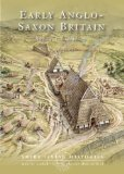 Anglo-Saxon England 400-790 2011 9780747808367 Front Cover