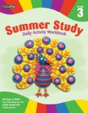 Summer Study Daily Activity Workbook: Grade 3 (Flash Kids Summer Study 2012 9781411465367 Front Cover