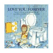 Love You Forever 1995 9780920668368 Front Cover