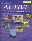 Active Skills for Reading 2nd 2007 9781424002368 Front Cover