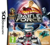 Case art for Hot Wheels: Battle Force 5 (Nintendo DS)