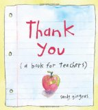 Thank You (a Book for Teachers) 2010 9780740793370 Front Cover