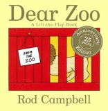 Dear Zoo From the Zoo 25th 2007 9781416947370 Front Cover