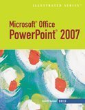 Microsoft Office PowerPoint 2007 Basic 1st 2007 9781423905370 Front Cover