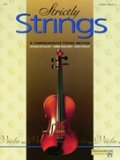 Strictly Strings, Bk 2 Viola 1993 9780882845371 Front Cover