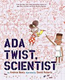 Ada Twist, Scientist 2016 9781419721373 Front Cover