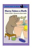 Harry Takes a Bath 1993 9780140365375 Front Cover