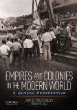 Empires and Colonies in the Modern World A Global Perspective 2015 9780190216375 Front Cover