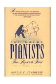 Great Pianists 1st 1987 Revised 9780671638375 Front Cover