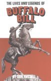 Lives and Legends of Buffalo Bill 1979 9780806115375 Front Cover