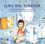 Love You Forever 1995 9780920668375 Front Cover