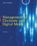 Management of Electronic and Digital Media 5th 2012 9781111344375 Front Cover