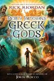 Percy Jackson's Greek Gods 2016 9781484712375 Front Cover