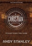 Christian Study Guide It's Not What You Think 2013 9780310693376 Front Cover