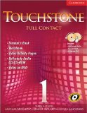 Touchstone Level 1 Full Contact 2008 9780521757379 Front Cover