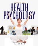 Health Psychology 4th 2014 Revised  9781464109379 Front Cover