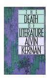 Death of Literature 1992 9780300052381 Front Cover