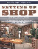 Setting up Shop The Practical Guide to Designing and Building You 2006 9781561588381 Front Cover