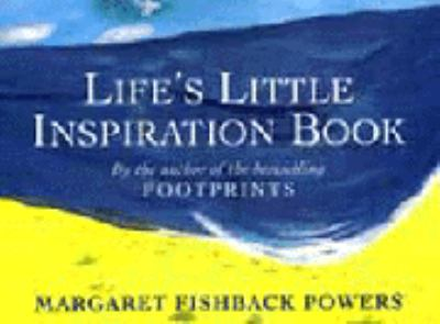 Life's Little Inspiration Book 1995 9780006380382 Front Cover