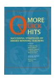 More Quick Hits Successful Strategies by Award-Winning Teachers 1998 9780253212382 Front Cover