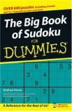 Big Book of Sudoku for Dummies 2006 9780470105382 Front Cover