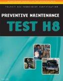 Preventive Maintenance - Test H8 2010 9781435439382 Front Cover