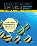 Understanding Statistics in the Behavioral Sciences 10th 2012 9781111839383 Front Cover