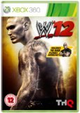 Case art for WWE '12: Limited Edition (Xbox 360)