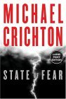 State of Fear 2004 9780060554385 Front Cover