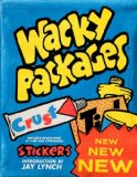 Wacky Packages New New New 2010 9780810988385 Front Cover