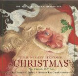 Night Before Christmas Board Book The Classic Edition, the New York Times Bestseller (Christmas Book) 2013 9781604334388 Front Cover
