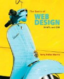 Basics of Web Design HTML5 and CSS3 2011 9780137003389 Front Cover