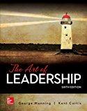 ART OF LEADERSHIP (LOOSELEAF)           9781260140392 Front Cover