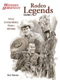 Rodeo Legends 2012 9780762778393 Front Cover