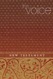 Voice New Testament 1st 2008 9781418534394 Front Cover