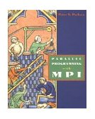Parallel Programming with MPI 1996 9781558603394 Front Cover