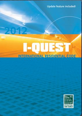 2012 irc i-quest - Single 2011 9781609831394 Front Cover
