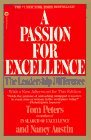 Passion for Excellence The Leadership Difference 1989 9780446386395 Front Cover