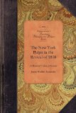 New York Pulpit in the Revival of 1858 A Memorial Volume of Sermons 2009 9781429018395 Front Cover