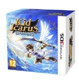 Case art for Kid Icarus: Uprising